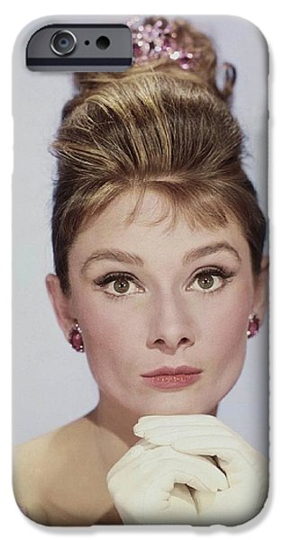 Audrey Hepburn IPhone 6s Case by John Springfield