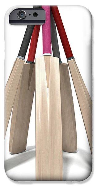 Cricket Bat Circle IPhone 6s Case