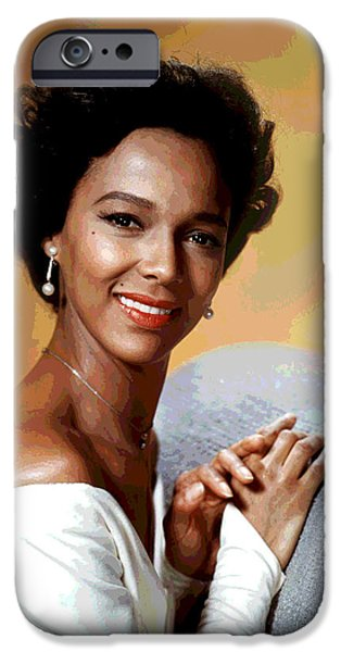 Dorothy Dandridge IPhone 6s Case by Charles Shoup