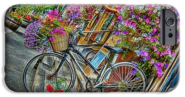 Flower Bike Collection IPhone 6s Case