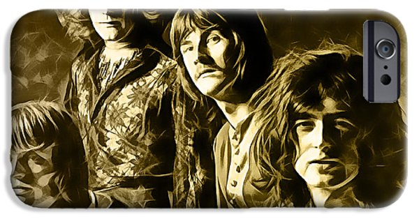 Led Zeppelin Collection IPhone 6s Case