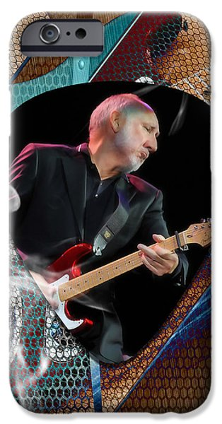 Pete Townshend Art IPhone 6s Case