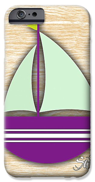 Sailing Collection IPhone 6s Case