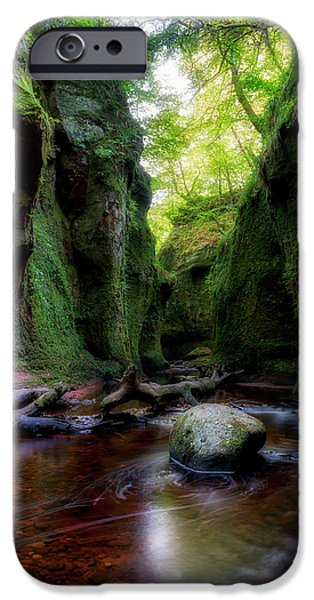 The Devil Pulpit At Finnich Glen IPhone 6s Case