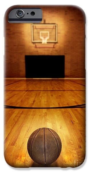 Basketball And Basketball Court IPhone 6s Case