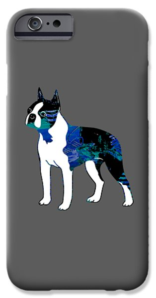 Boston Terrier Collection IPhone 6s Case by Marvin Blaine