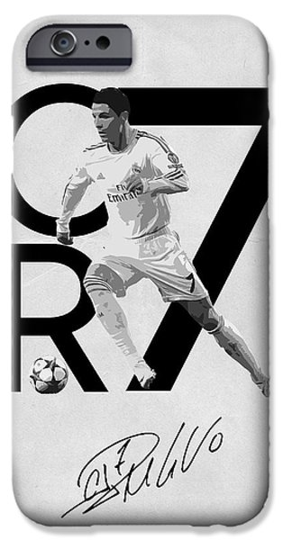 Cristiano Ronaldo IPhone 6s Case