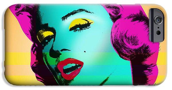 Marilyn Monroe IPhone 6s Case