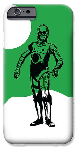 Star Wars C-3po Collection IPhone 6s Case