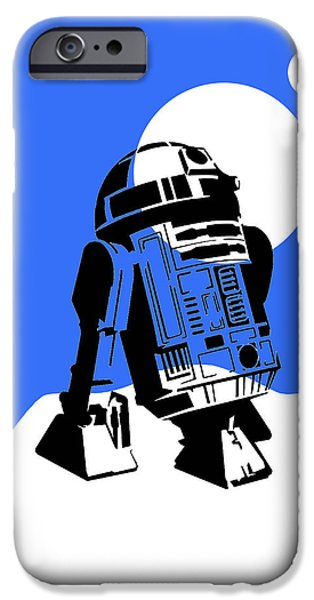 Star Wars R2-d2 Collection IPhone 6s Case by Marvin Blaine