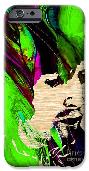 Eric Clapton Collection IPhone 6s Case by Marvin Blaine