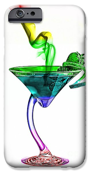 Cocktails Collection IPhone 6s Case