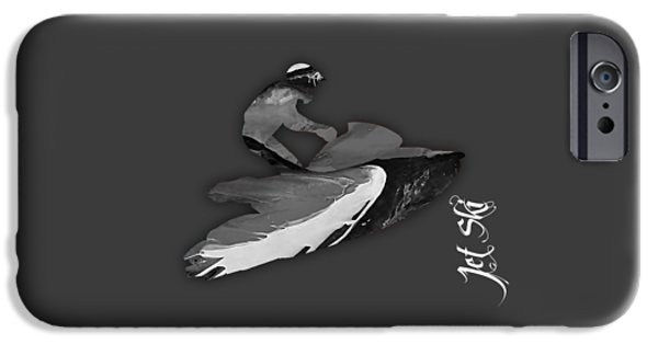 Jet Ski Collection IPhone 6s Case by Marvin Blaine