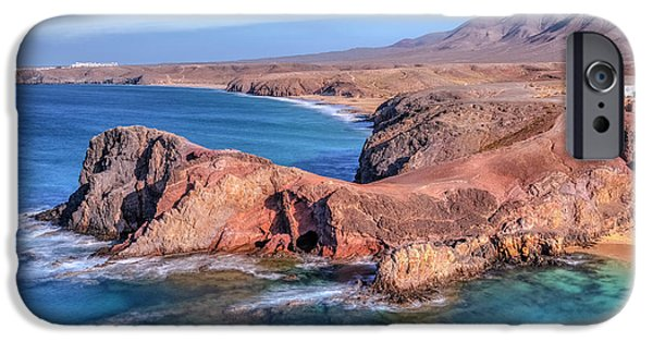Playa Papagayo - Lanzarote IPhone 6s Case by Joana Kruse