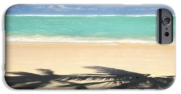 Beach iPhone 6s Case - Tropical Beach by Elena Elisseeva