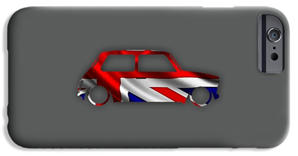 Austin Mini Cooper IPhone 6s Case by Marvin Blaine