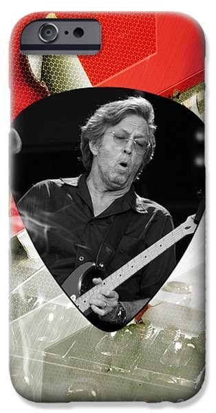 Eric Clapton Art IPhone 6s Case