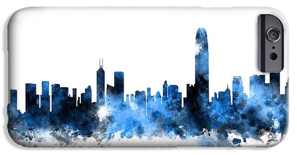 Hong Kong Skyline IPhone 6s Case