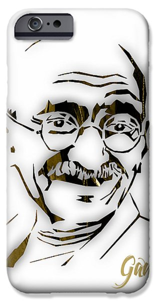 Mahatma Gandhi Collection IPhone 6s Case