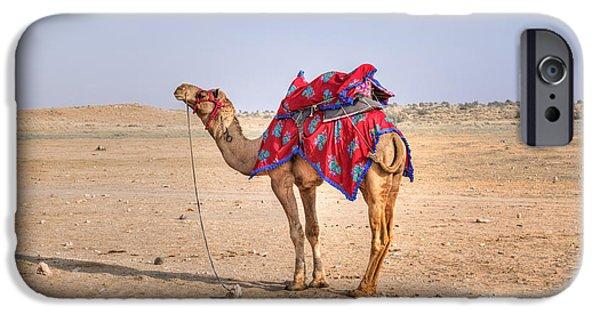Desert iPhone 6s Case - Thar Desert - India by Joana Kruse