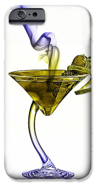 Cocktails Collection IPhone 6s Case by Marvin Blaine