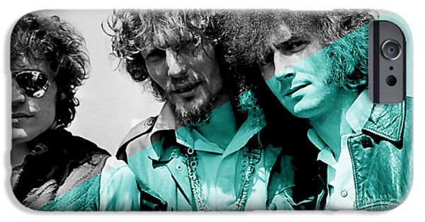 Cream Eric Clapton Jack Bruce Ginger Baker IPhone 6s Case