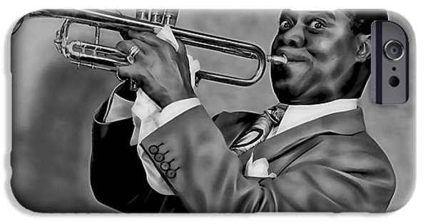 Louis Armstrong Collection IPhone 6s Case