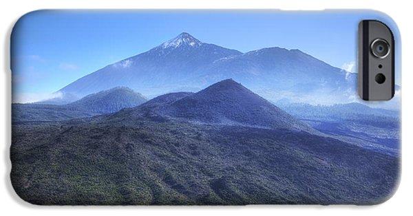 Tenerife - Mount Teide IPhone 6s Case by Joana Kruse