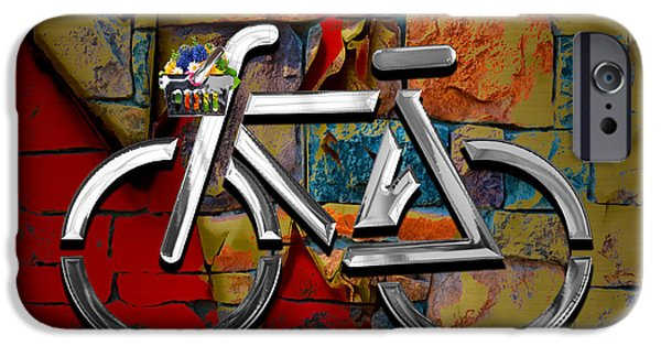 Bicycle Collection IPhone 6s Case