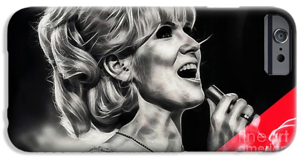 Dusty Springfield Collection IPhone 6s Case by Marvin Blaine