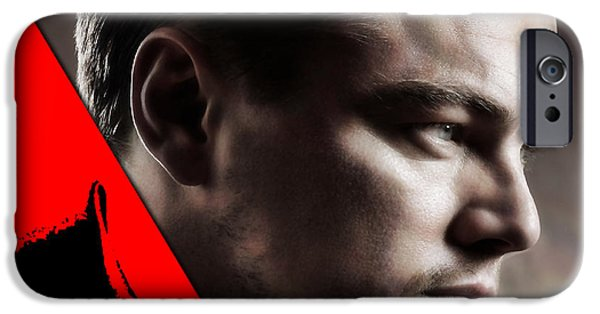 Leonardo Dicaprio Collection IPhone 6s Case by Marvin Blaine
