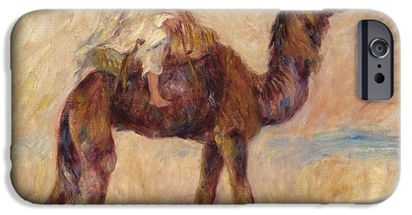 A Camel IPhone 6s Case by Pierre Auguste Renoir