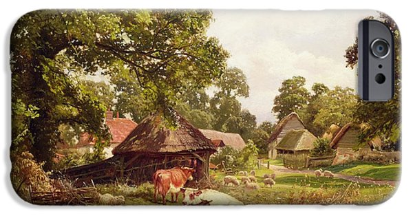 A Cottage Home In Surrey IPhone 6s Case