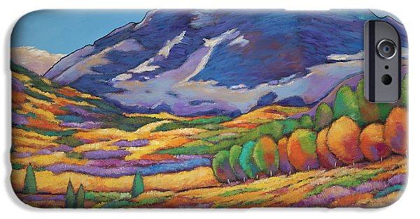 Contemporary Realism iPhone 6s Case - A Day In The Aspens by Johnathan Harris