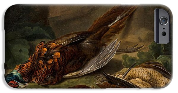 A Dead Pheasant IPhone 6s Case by MotionAge Designs