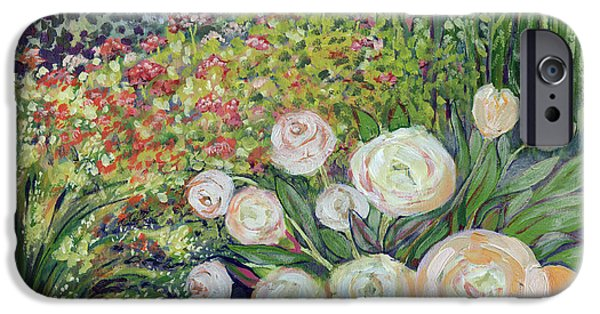Impressionism iPhone 6s Case - A Garden Romance by Jennifer Lommers