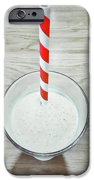 Smoothie iPhone 6s Case - A Glass Of Milkshake by Tom Gowanlock