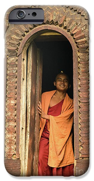 A Monk 4 IPhone 6s Case