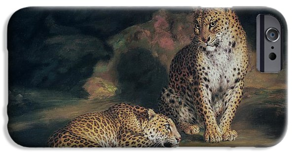 A Pair Of Leopards IPhone 6s Case