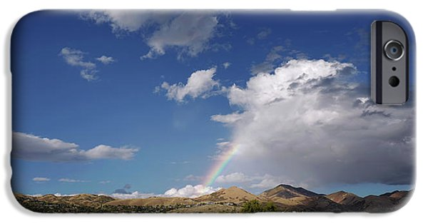 A Rainbow In Salt Lake City IPhone 6s Case