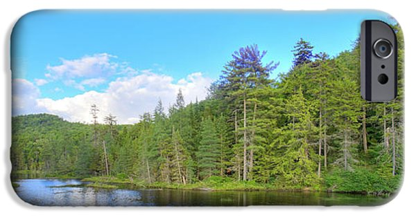 IPhone 6s Case featuring the photograph A Summers Day On Nicks Lake by David Patterson
