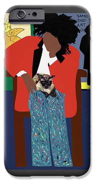 A Tribute To Jean-michel Basquiat IPhone 6s Case