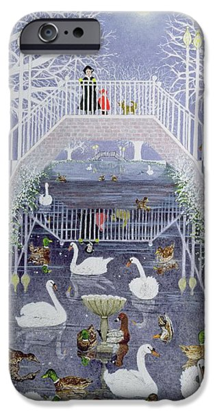 A Walk In The Park IPhone 6s Case by Pat Scott