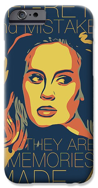 Adele IPhone 6s Case by Greatom London