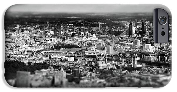 Aerial View Of London 6 IPhone 6s Case