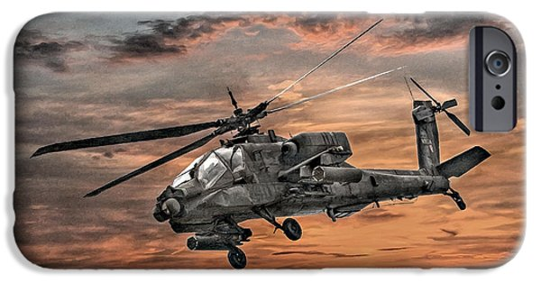 Ah-64 Apache Attack Helicopter IPhone 6s Case