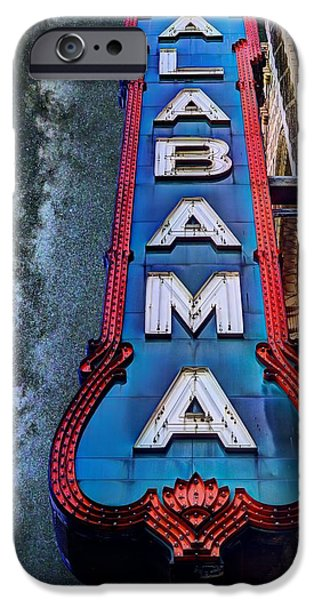 Alabama IPhone 6s Case by JC Findley