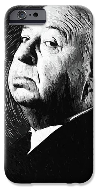 Alfred Hitchcock IPhone 6s Case
