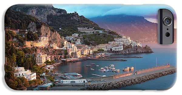 Amalfi Sunrise IPhone 6s Case by Brian Jannsen