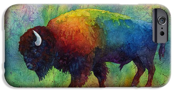 American Buffalo 6 IPhone 6s Case by Hailey E Herrera